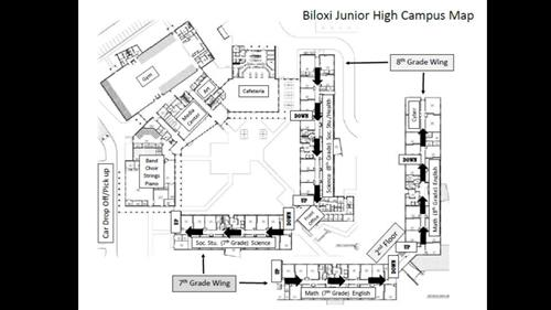 Biloxi Junior High School Homepage