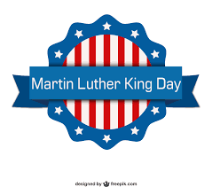 1/21 Martin Luther King, Jr. Holiday
