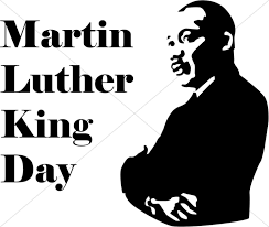 MLK Holiday Monday, Jan. 21st- No School