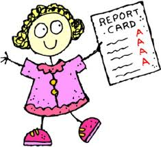 Report Cards Issued