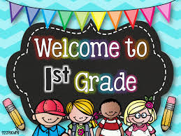 First Grade / Welcome to First Grade!!