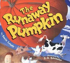 Mrs. Mayle's Class and THE RUNAWAY PUMPKIN