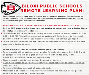 BPS Remote Learning Plan