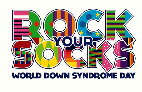 ROCK YOUR SOCKS ON MARCH 21ST!!!!