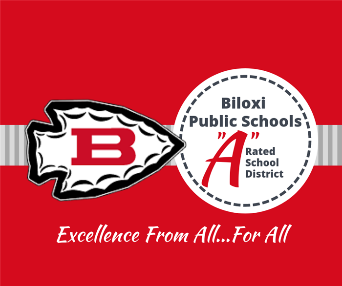 "Biloxi is an ""A"" Rated District!"