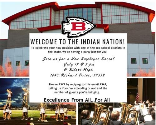 BJHS Open House TONIGHT!