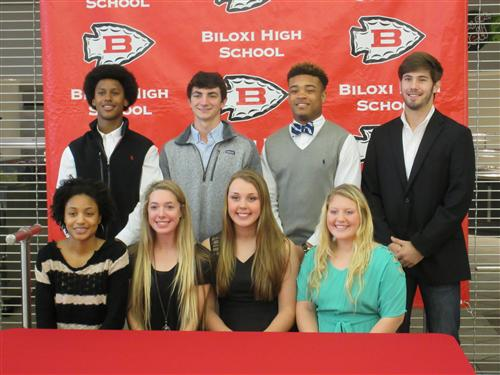 Bhs Signing Day Ceremony