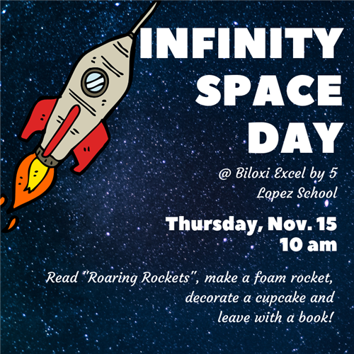 Excel's Infinity Space Day