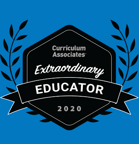 Popp's Ferry Teacher Named Extraordinary Educator!