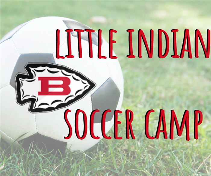 Little Indian Soccer Camp