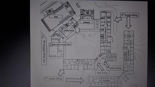 Bjh Tour Map