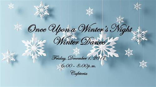 BJHS Winter Dance