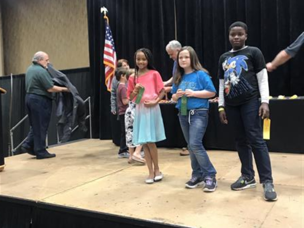 2019 Regional Science Fair Winners